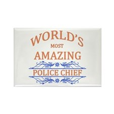 Police Chief Magnets