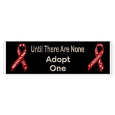 Support Animal Rescue! Bumper Sticker