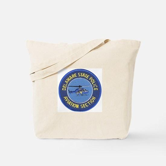 Delaware SP Aviation Tote Bag