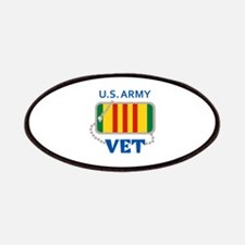 U S ARMY VET Patches