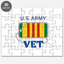 U S ARMY VET Puzzle