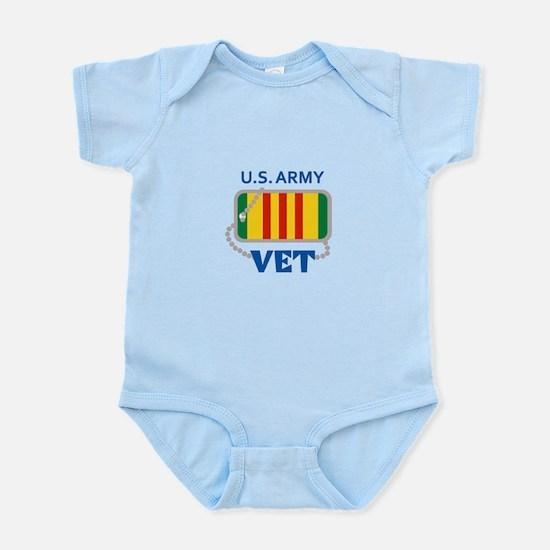 U S ARMY VET Body Suit