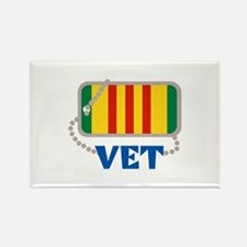 VIETNAM VET Magnets