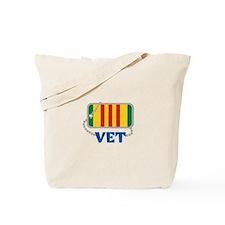 VIETNAM VET Tote Bag