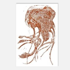 Claire Corey Copper Jelly Postcards (Package of 8)