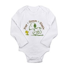 Snoopy - Play Dream Giggle Body Suit