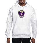 Redlands PD SWAT Hooded Sweatshirt