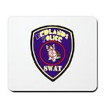 Redlands PD SWAT Mousepad