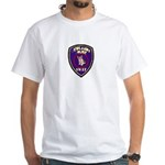 Redlands PD SWAT White T-Shirt