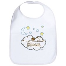 Snoopy Dream Bib