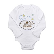 Snoopy Dream Long Sleeve Infant Bodysuit