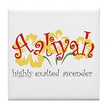 Aaliyah Tile Coaster