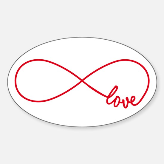 Never ending love Decal