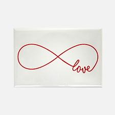 Never ending love Magnets