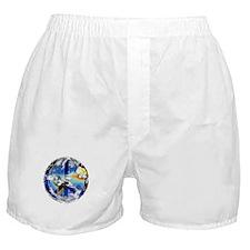 World Peace Boxer Shorts