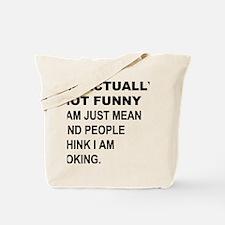 Joking Tote Bag