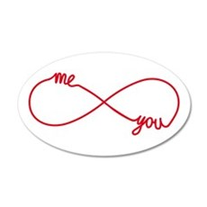 You and me together forever Wall Decal