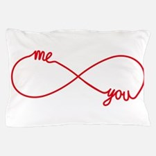 You and me together forever Pillow Case