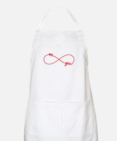 You and me together forever Apron