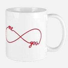 You and me together forever Mugs