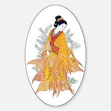 Koi Kimono Decal