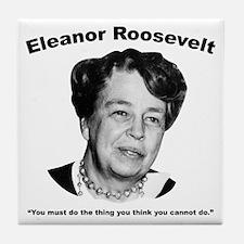 Eleanor: Do Tile Coaster
