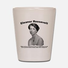 Eleanor: Conscience Shot Glass