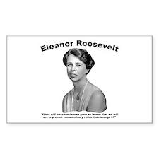 Eleanor: Conscience Decal