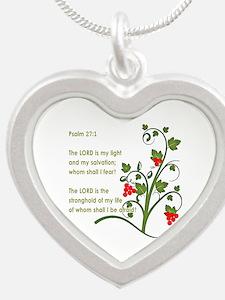Psalm 27:1 Necklaces