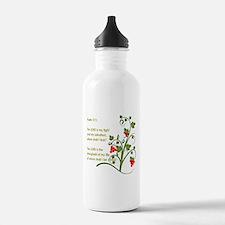 Psalm 27:1 Water Bottle