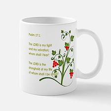 Psalm 27:1 Mugs
