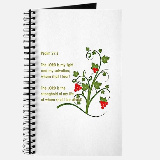Psalm 27:1 Journal