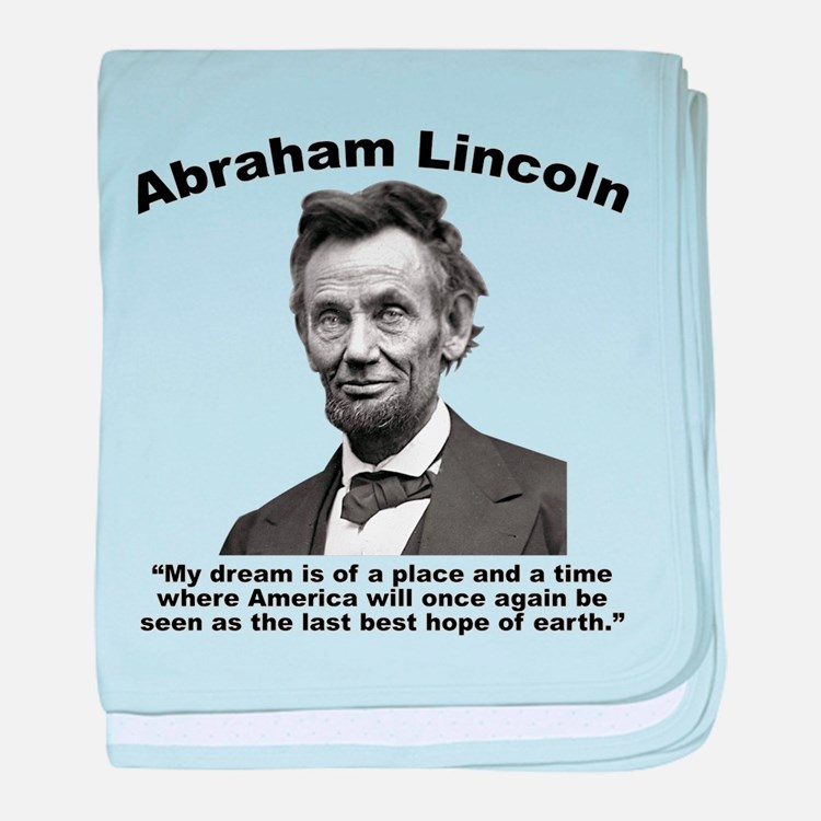 Lincoln: BestHope baby blanket