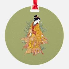 Koi Kimono Ornament