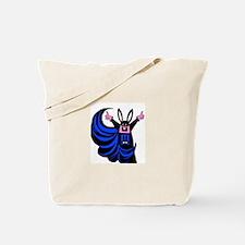 Cute Dumb bunny Tote Bag