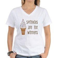 Sprinkles Are For Winners Shirt