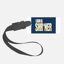 I Am A Shriner Luggage Tag
