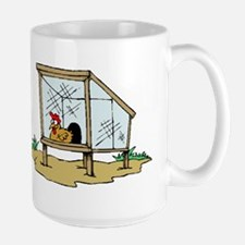 Chicken Coop Mugs