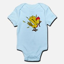 Angry Chicken Body Suit