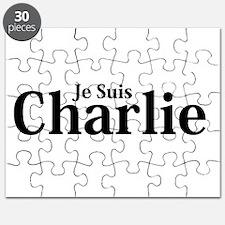 Je Suis Charlie Puzzle