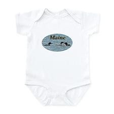 3 loons Infant Bodysuit