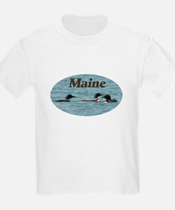 3 loons T-Shirt
