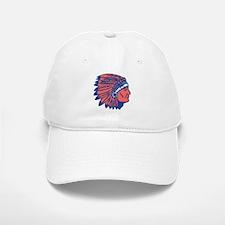 INDIAN CHIEF Baseball Baseball Cap