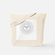 Sol -- The Sun Tote Bag