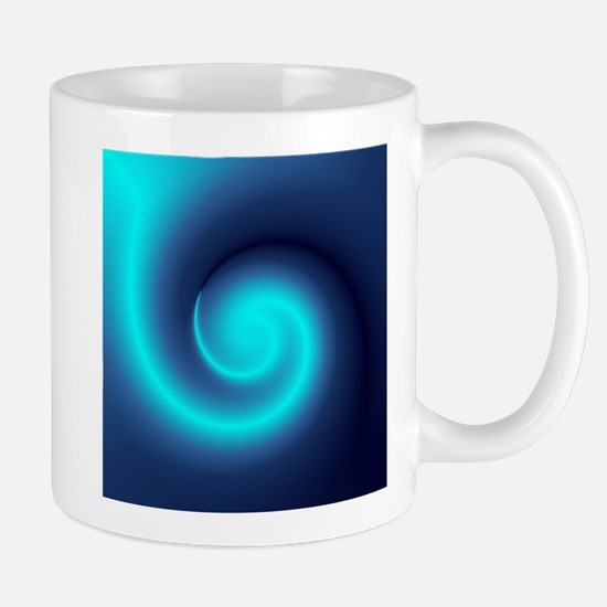 Deep Sea Swirl Mugs