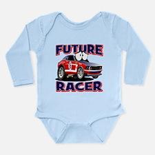 Future Racing Kid Cars Body Suit