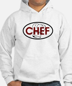 Chef Oval Hoodie