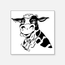 Spotted Cow Sticker
