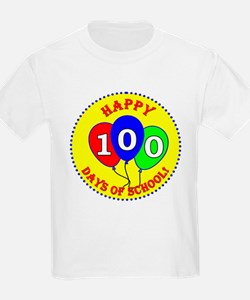 Cool 100 days of school T-Shirt