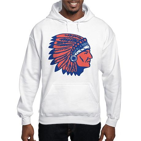 INDIAN CHIEF Hooded Sweatshirt
